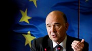Retoma sagrada. Primeiro a economia, depois o défice, defende Moscovici