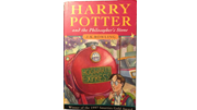 Os primeiros quinhentos exemplares de Harry Potter