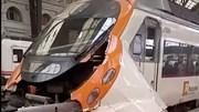 Aumenta para 48 o número de feridos do acidente ferroviário em Barcelona