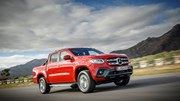 "Mercedes-Benz Classe X: a ""pick-up"" premium"