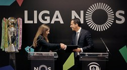 Nos renova patrocínio à Liga de Futebol por mais três anos