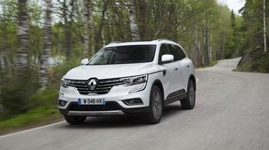 Renault Koleos: Renascido