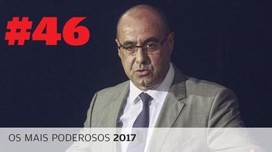 Porque é Octávio Ribeiro o 46.º Mais Poderoso de 2017?