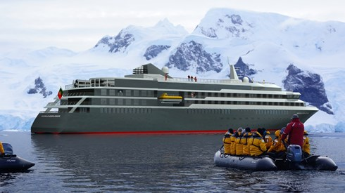 Mário Ferreira investe 70 milhões em cruzeiros na Antártida