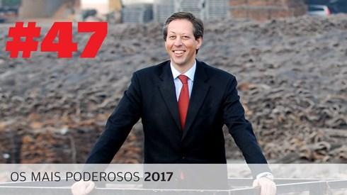 António Rios Amorim é o 47.º Mais Poderoso de 2017