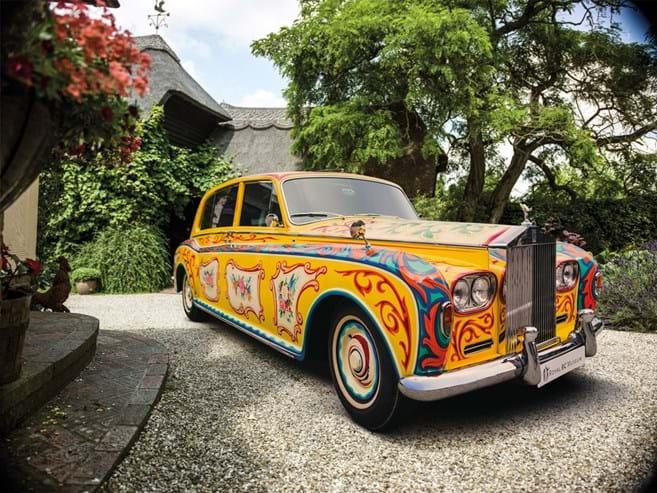 O Rolls-Royce de John Lennon