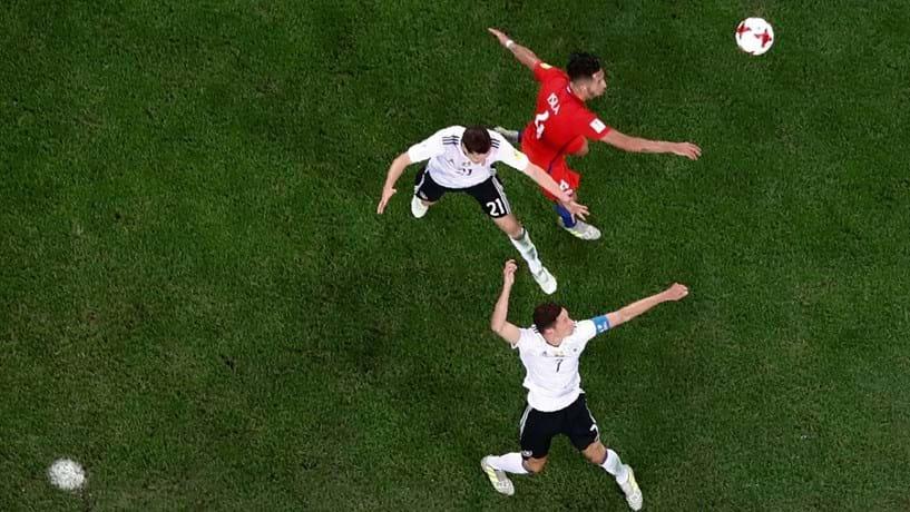 Alemanha bate Chile e conquista Taça das Confederações