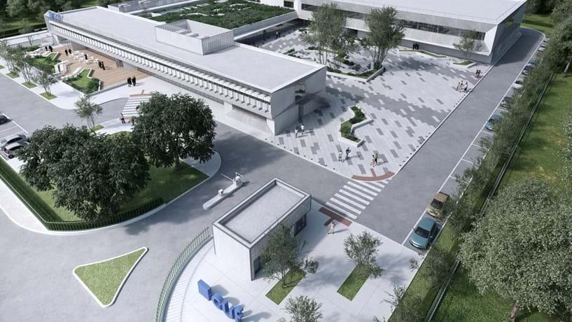 Sintra vai ter novo hospital da CUF já no próximo ano