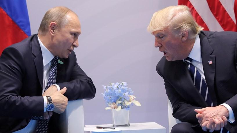 Filho de Trump encontrou-se com russa que prometeu informações sobre Hillary Clinton