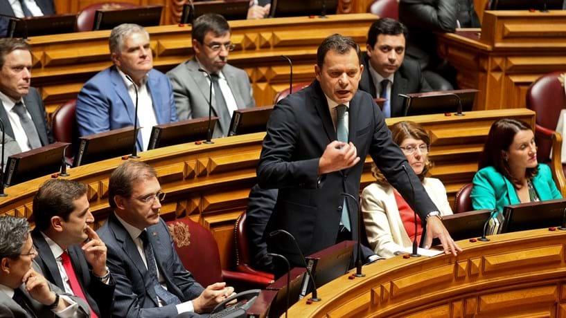 Montenegro insiste que este Governo não foi o escolhido nas urnas