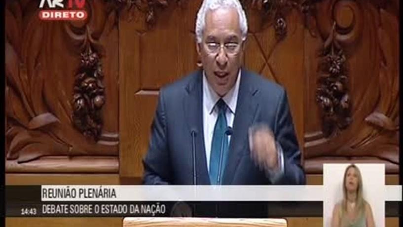 Costa comunica a Marcelo esta quinta-feira nova composição do Governo
