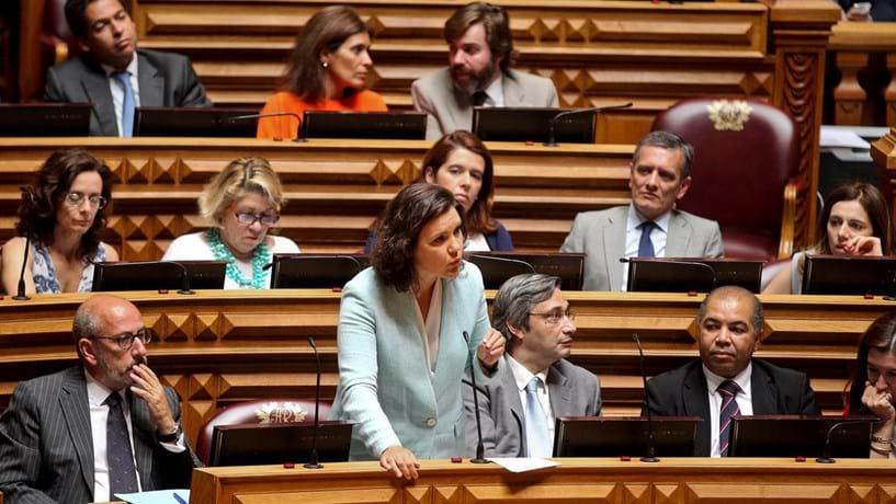 CDS acusa Costa de transformar roubo de Tancos em