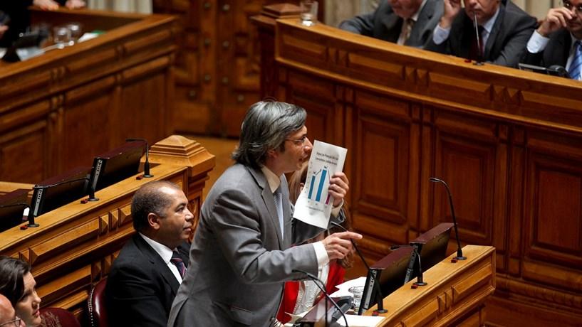 CDS acusa Costa de fugir quando as coisas correm mal