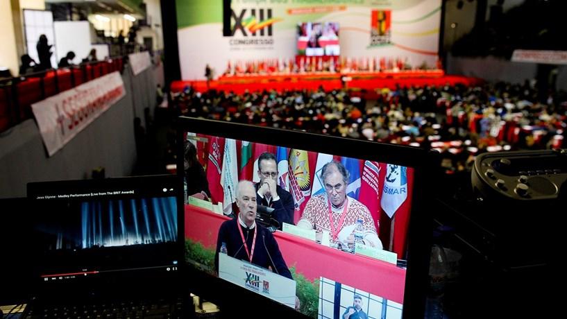 Sindicato da CGTP abandona em protesto comissões de precários