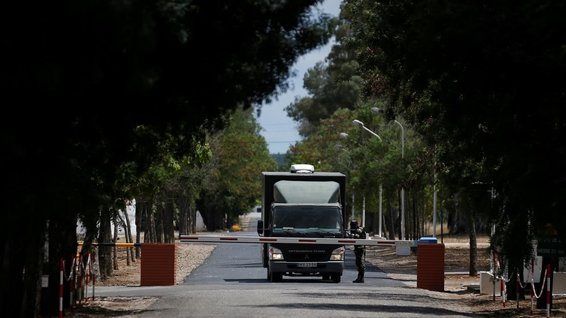Tancos: PSD quer ouvir na AR com urgência CEMGFA, SIRP e Segurança Interna