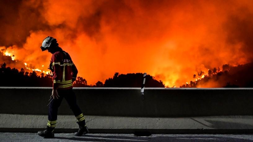 10.146 fogos consumiram 141 mil hectares este ano, mais 26 mil face a 2016