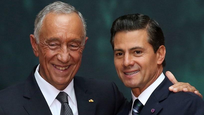 Peña Nieto aponta Marcelo como um dos promotores da recuperação
