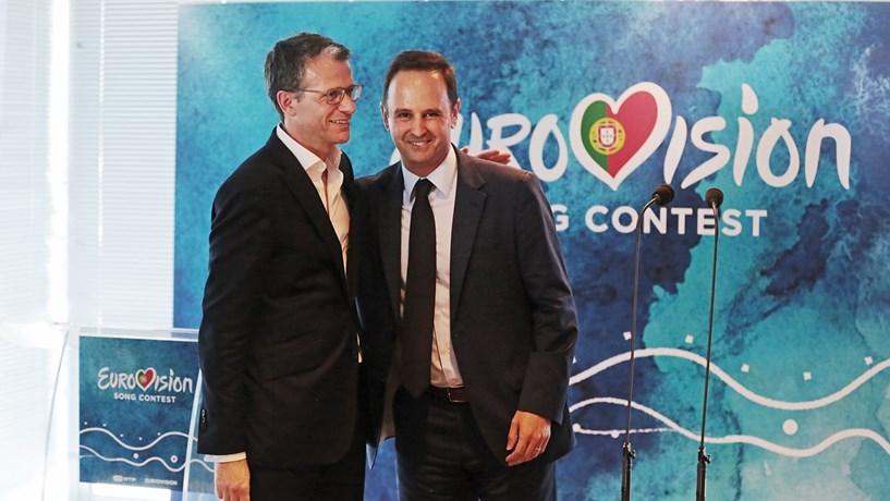 Lisboa recebe Festival Eurovisão a 12 de maio