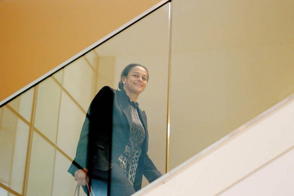 Isabel dos Santos faz despedida pública e diz que salvou Sonangol