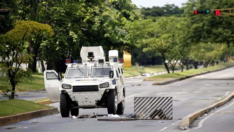 "ONU sustenta que podem ter sido cometidos ""crimes contra a humanidade"" na Venezuela"