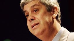 """Centeno, líder do Eurogrupo: """"Existem riscos externos para o crescimento"""""""