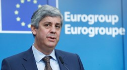 Nova proposta de reforma do euro marca arranque de Centeno