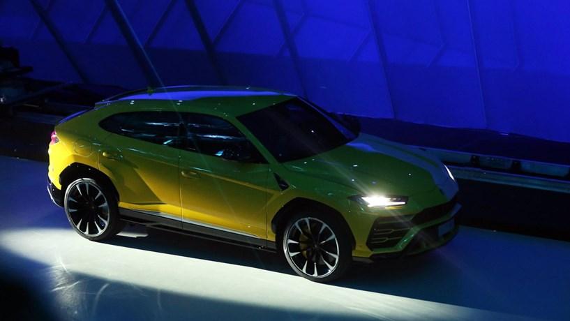Vídeo: Lamborghini Urus em ação!