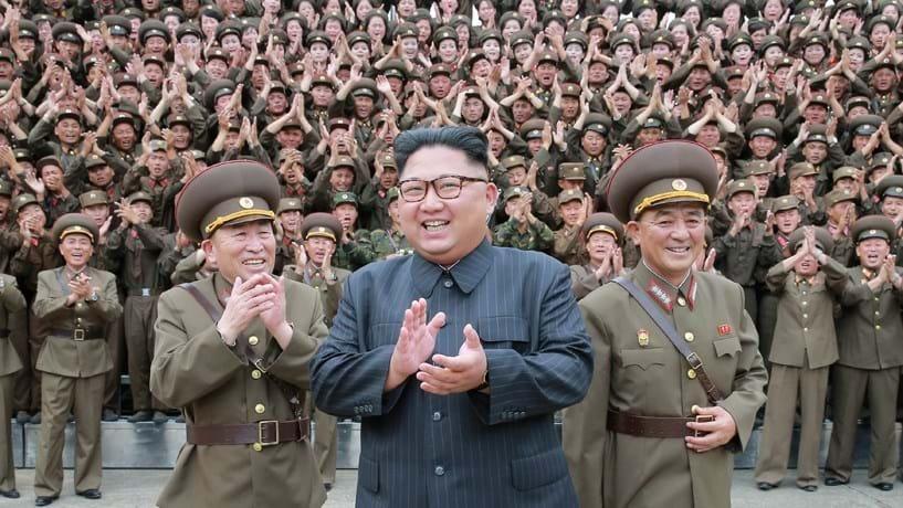 Donald Trump e Kim Jong Un irão se encontrar até maio