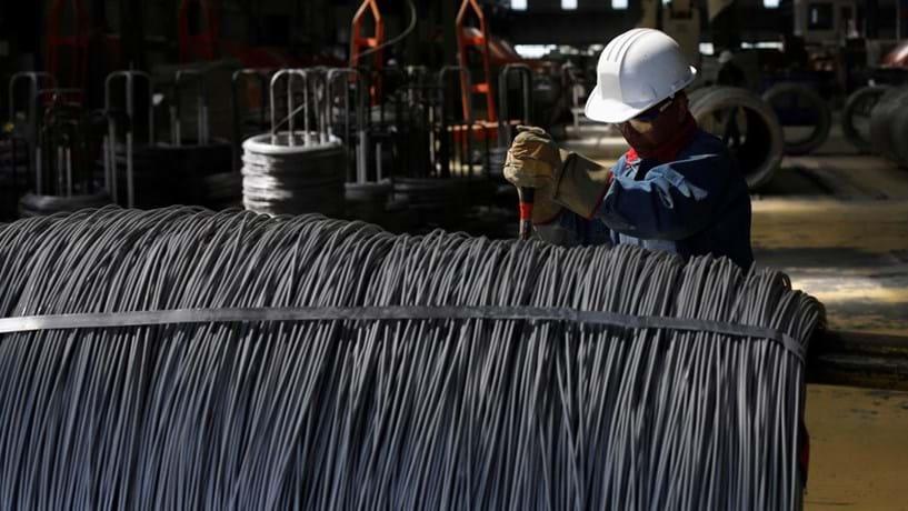 China contesta decisão dos EUA sobre produtos com folhas de alumínio