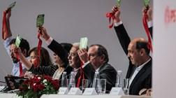 Moção de António Costa aprovada por ampla maioria