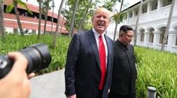 """Coreia do Norte cerra ataque e chama a Trump """"velho incauto e desnorteado"""""""