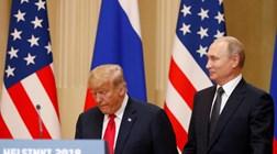 Putin admite que queria a vitória de Trump nas eleições