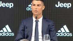 """Ronaldo quer """"fazer história na Juventus"""" e garante continuar na selecção portuguesa"""