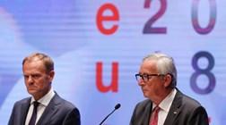 Brexit: UE descontente com plano de May exige avanços em Outubro para evitar não-acordo