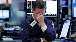 Wall Street até abriu em alta mas não resistiu ao coronavírus e fechou no vermelho
