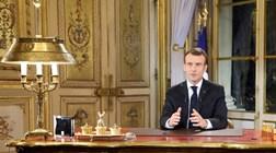 Medidas de Macron custam 10 mil milhões. Défice sobe para 3,4%