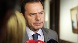 """Montenegro promete dar """"espaço de afirmação"""" a Rio e ficar """"ao lado do PSD"""""""