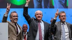 Sondagem: PSD apanha PS nas intenções de voto com oito eurodeputados para cada
