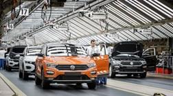 Autoeuropa investe 103 milhões este ano