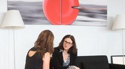 """Malmström: """"O mundo inteiro está a sofrer com a guerra de tarifas"""""""