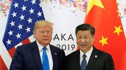 China retalia contra os EUA com tarifas sobre bens avaliados em 75 mil milhões