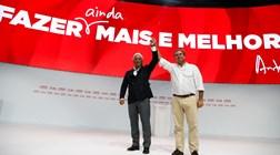 """Costa: Saúde será a joia da coroa do PS e combate à corrupção """"não pode parar"""""""