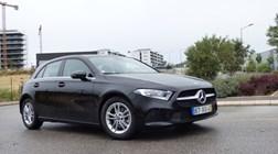 Mercedes Classe A acelera e é o 2.º modelo mais vendido em Portugal