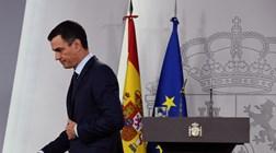 Independentistas catalães mantêm investidura de Sánchez longínqua