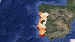 Mapa: Preços das casas na periferia aproximam-se de Lisboa