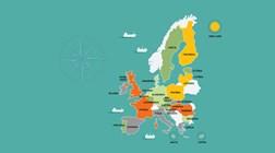 Mapa: Portugal com o 4.º maior excedente orçamental da Zona Euro no 3.º trimestre
