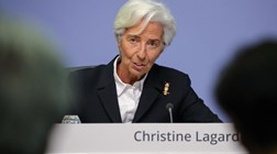 BCE mantém juros em mínimos históricos na primeira reunião de 2020