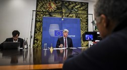 Eurogrupo chega a acordo de compromisso para pacote de meio bilião