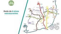 Câmara de Lisboa anuncia 200 quilómetros de ciclovia até 2021 e apoios para compra de bicicletas
