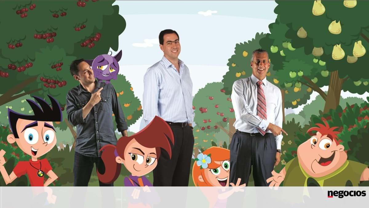 Desenhos Animados Portugueses Entram Na Televisao Turca Media Jornal De Negocios